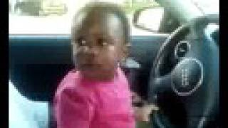 Gianrah - Driving baby - 11 months