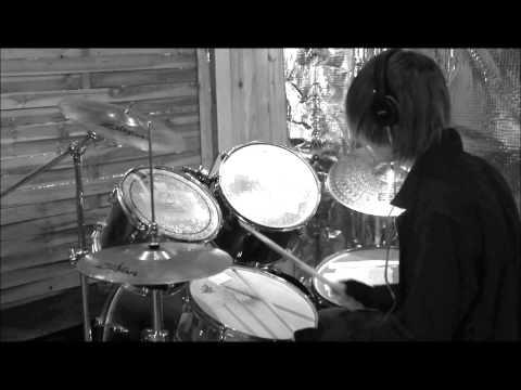 Dir En Grey - Higeki Wa Mabuta Wo Oroshita Yasashiki Utsu With Full Drums