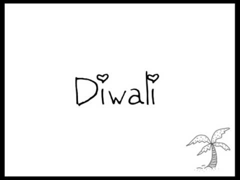 Diwali - A Gente video