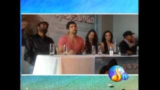 Thaandavam - Thaandavam Press Meet at London-Thiraikku pin Deepam Tv show By Yoga Thinesh