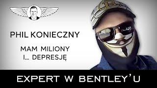 Nadchodzący Kryzys Finansowy i Bańka na Bitcoinie - Phil Konieczny [Expert w Bentleyu #15]