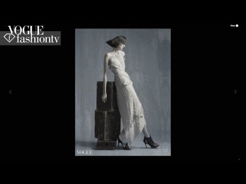 Vogue Italia Photo Shoot By Photographer Vital Agibalow | FashionTV