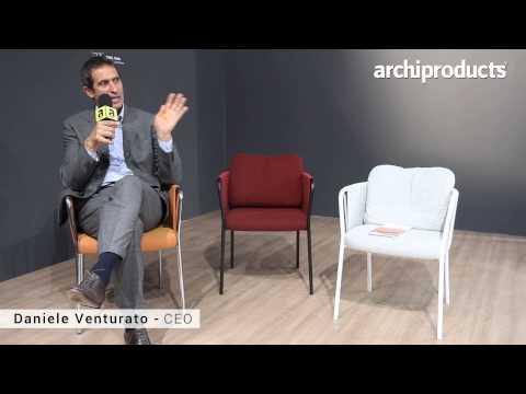 AREA DECLIC | Daniele Venturato - iSaloni 2014