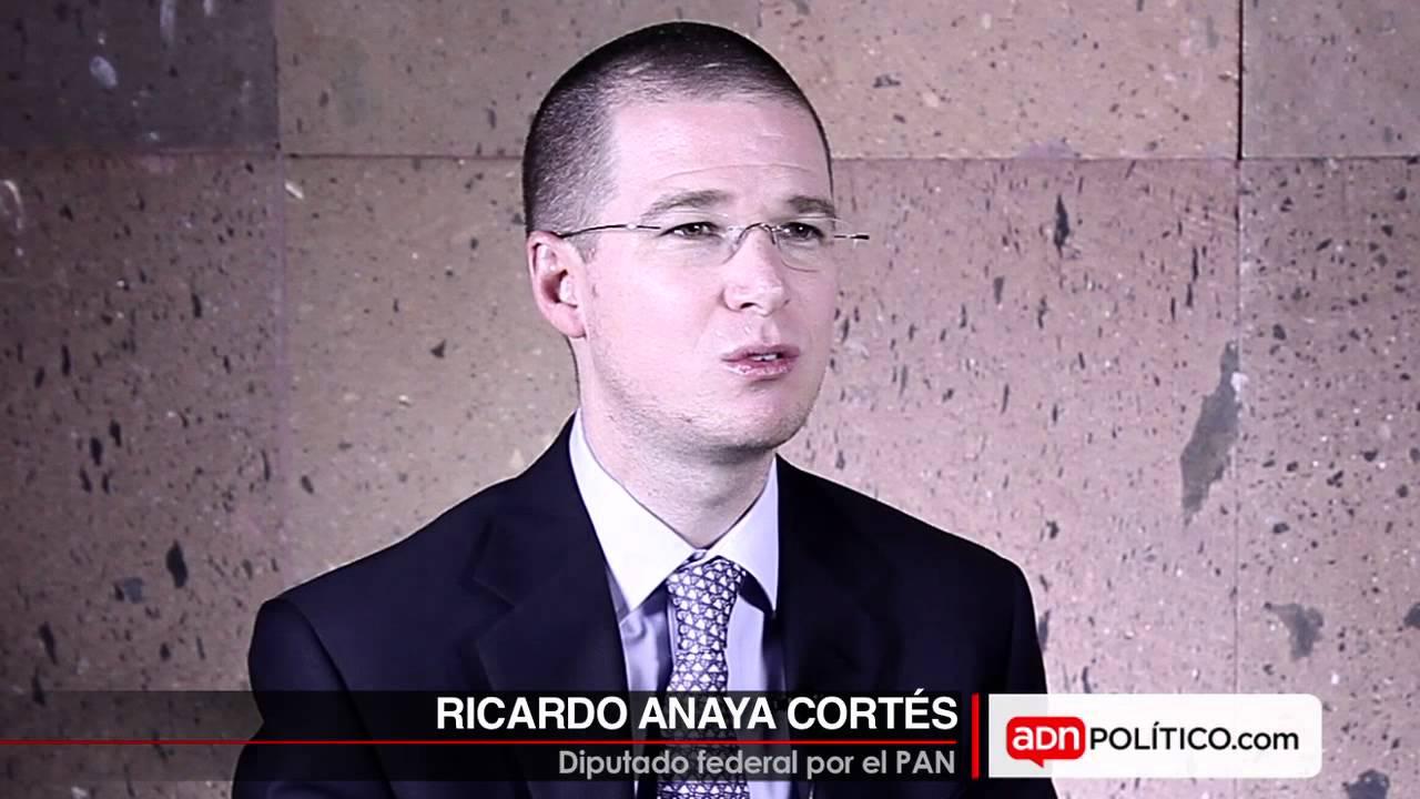 Ricardo Cortes Ricardo Anaya Cortés Portada