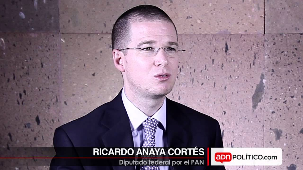 Ricardo Anaya Cortes Ricardo Anaya Cortés Portada