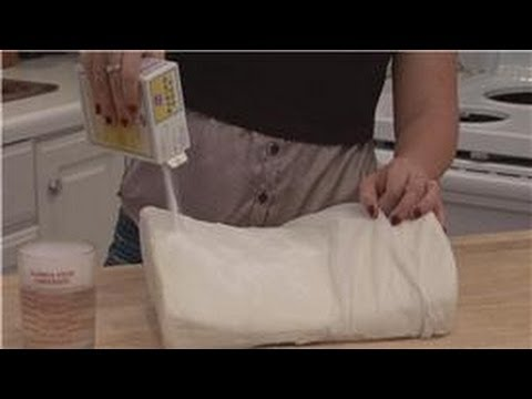 Housekeeping Tips How To Clean Memory Foam Youtube