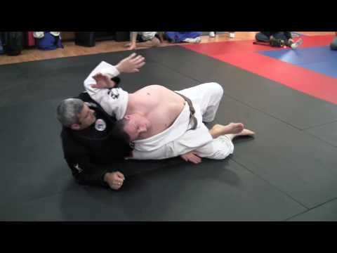 BJJ Technique - Crucifix, Arm Lock - Ricardo Liborio - BJJ Weekly #038 Image 1