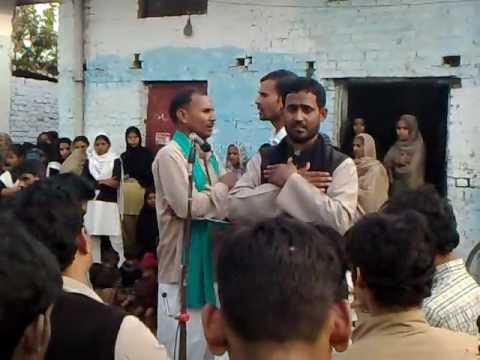 Ro Ke Zainab Ne Kaha Koi Bhi Apna Na Raha   Anjuman-e-fida-e-husain, Allahabad   19 Jan 2012 video