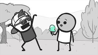 Friday - Cyanide & Happiness Minis