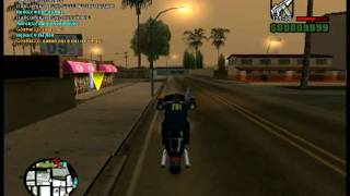 Jur41k in GTA San Andreas