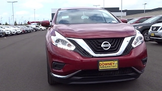2017 Nissan Murano Cerritos, Los Angeles, Buena Park, South Bay, Downey, CA 171787