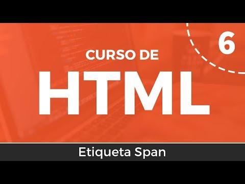 Download  Curso de HTML desde cero   6 - Etiqueta Span y atributo Style Gratis, download lagu terbaru
