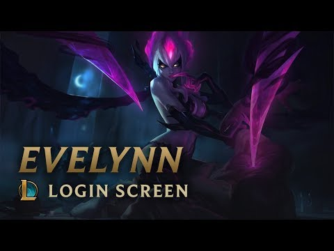 Evelynn | Login Screen - League of Legends