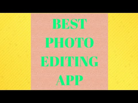 Best Photo editing app remove object app