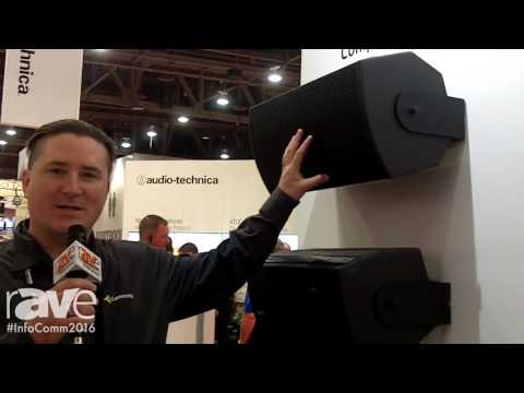 InfoComm 2016: Community Professional Intros IC Series Speakers