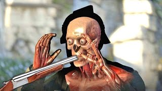 Sniper Elite 4 : Brutal Funny X-Ray Moments & Combo Traps ! #4