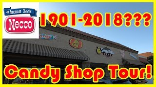 Necco 1901-2018???: The Quest For Necco Candy At Sweeties Candy Shop | Retail Archaeology