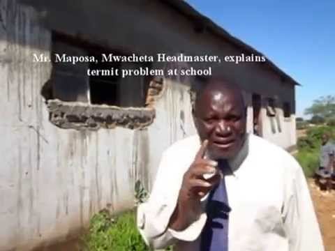 Educating in English Shona speakers without Books in Rural Africa