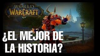¿El mejor jugador de la historia de World of Warcraft?