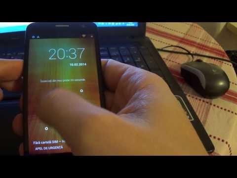 Orange Hiro - Resetare. deblocare cod de telefon. parola ecran sau cont blocat
