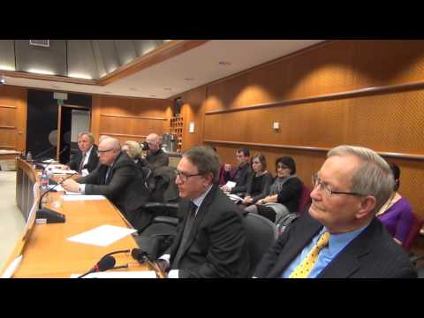 Human Rights in Iran & EU's Policy of Engagement - Part 5 - Conference in European Parliament