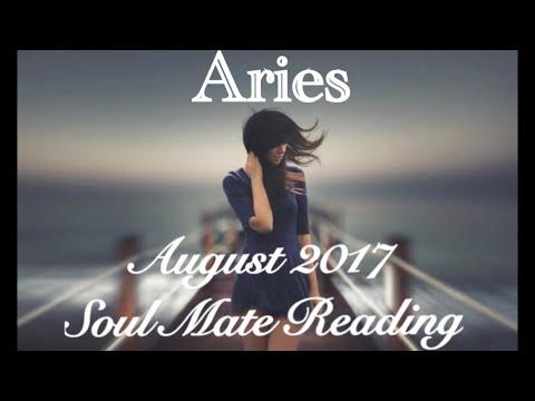 Aries August 2017 - Soulmate Reading
