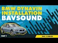 BSW - Dynavin - BMW E46 3 Series Installation - Part 1/2