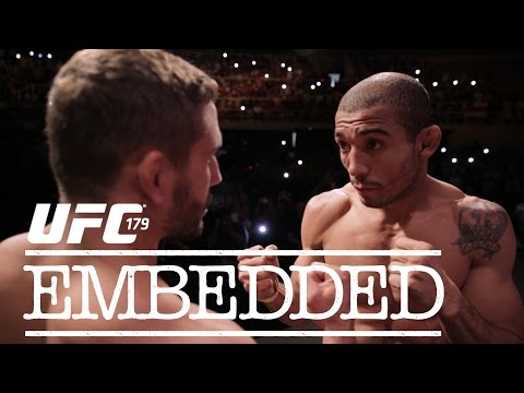 UFC 179 Embedded Vlog Series  Episode 4