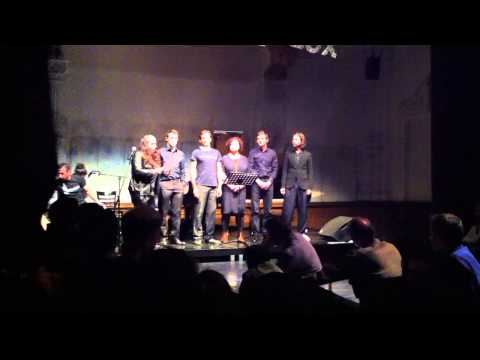 Solidaritäts-Chor Ballhaus Naunynstraße - Uzun İnce Bir Yoldayım live - Berlin, 04.06.2013