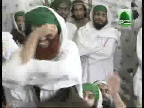 Ameer-e-AhleSunnat goes in to Wajd on the 29th Night of Ramadan - Alwada Alwada Mahe Ramazan