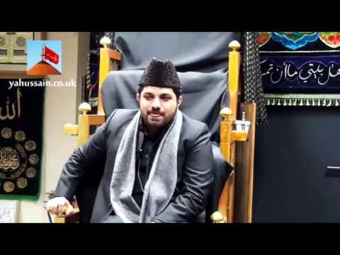 Allama Asif Raza Alvi of Faisalabad | Hussainia Imambargah - Birmingham (UK) - 29th November 2015