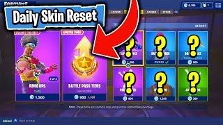 The NEW DAILY & FEATURED Items In Fortnite: Battle Royale! (Skin Reset #119)