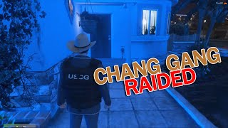 CHANG GANG RAIDED, CREEPY CALLS, CHANG FINALLY FREE | GTA 5 RP NoPixel Funny Moments & Highlights 35