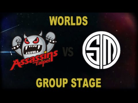 TPA vs TSM - 2014 World Championship Groups A and B D3G4