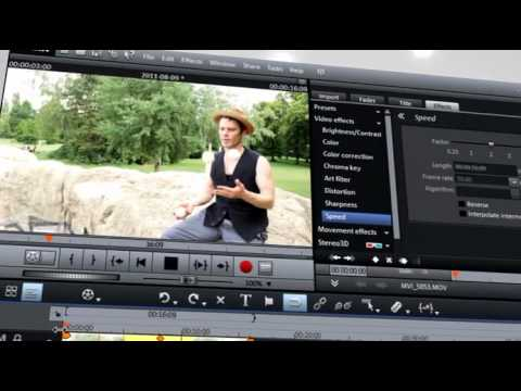 MAGIX Видео делюкс Plus - Все функции
