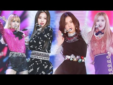 BLACKPINK - 'WHISTLE' + 'PLAYING WITH FIRE' LIVE PERFORMANCES
