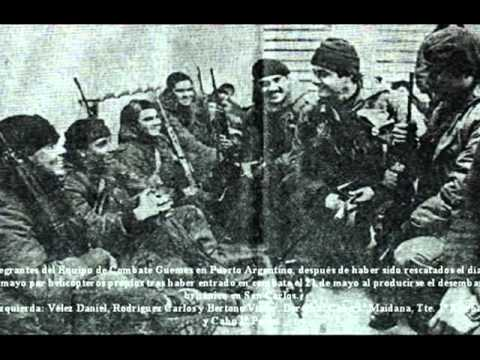 Comandos Argentinos - Balada Boinas Verdes