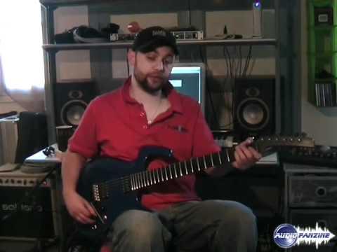 Test de la Parker Guitars Fly Deluxe