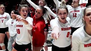 Wisconsin Volleyball || 2018 Season Highlights