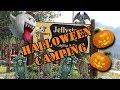 Halloween Camping - Yogi Bear Jellystone Park Campground Resort Estes Park Colorado Review