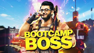 BOOTCAMP BOSS | PUBG MOBILE HIGHLIGHTS