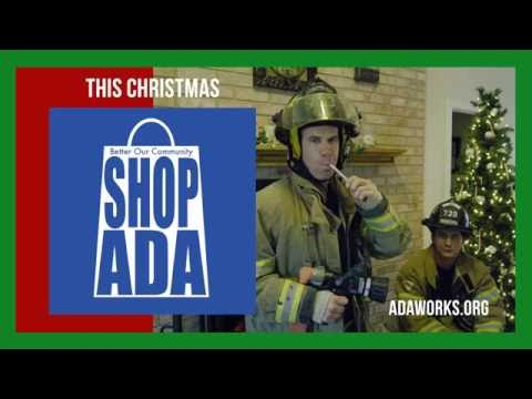 Shop Ada - Candy Canes for Firefighters