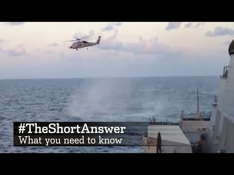 Malaysia Airlines MH370: How to Search for a Missing Plane | The Short Answer