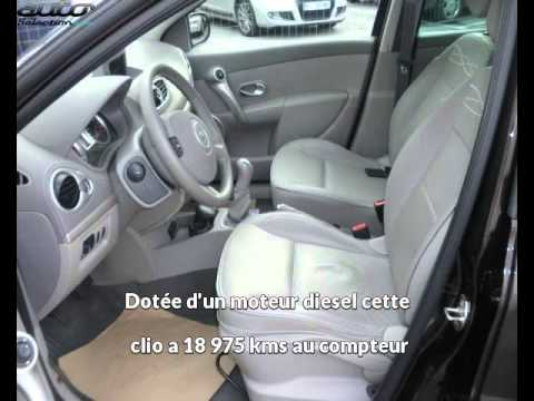 Renault clio occasion visible  Champagnole prsente par Renault champagnole