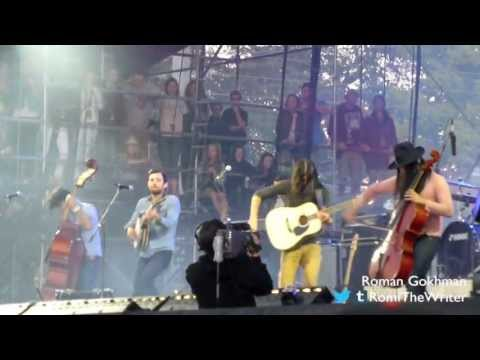"The Avett Brothers, ""Go To Sleep"" - BottleRock Napa Valley"