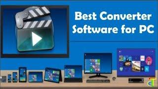 Best Converter Software for Pc/Laptop/Computer || Best Video Converter For Windows || New Converter