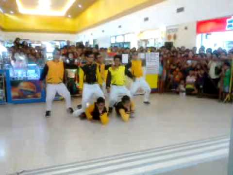 1st placer  gangnam style. GAISANO CAPITAl Sogod, So. Leyte