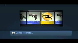1 CAJA = 1 CUCHILLO | Counter Strike : Global Offensive