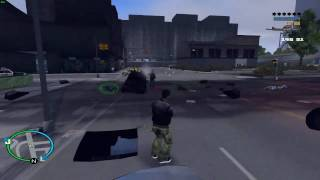 IV Hud for GTA III 1.1