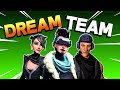 DREAM TEAM - Best Support and Tactical Slots - An Outlander Guide for Fortnite Save the World